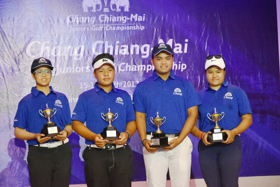 Chang Chiang-Mai Juniors Golf Championship